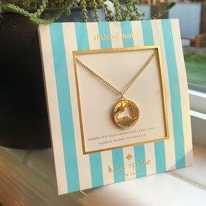 Kate Spade New York State Necklace